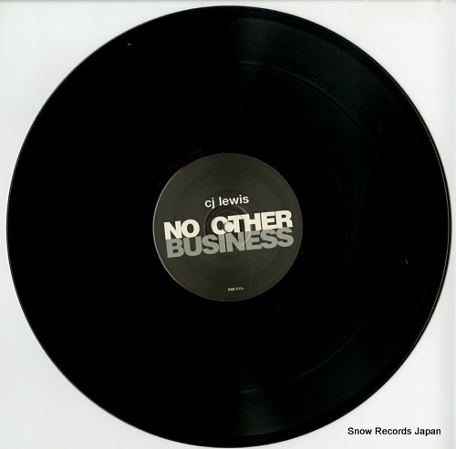 CJルイス no other business BMI033