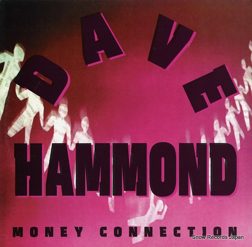DAVE HAMMOND money connection TRD1430 - front cover
