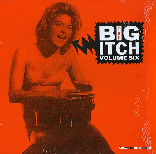 V/A the big itch volume six MM345