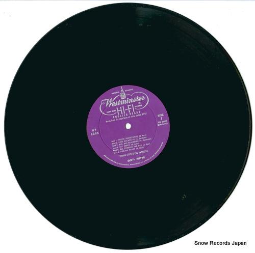 VIENNA STATE OPERA ORCHESTRA foolish heart WP6095 - disc