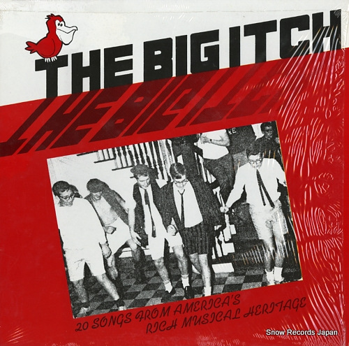 V/A the big itch MM328