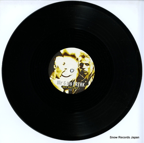 MR. & MRS. FREAK hey hey hey WL041 - disc