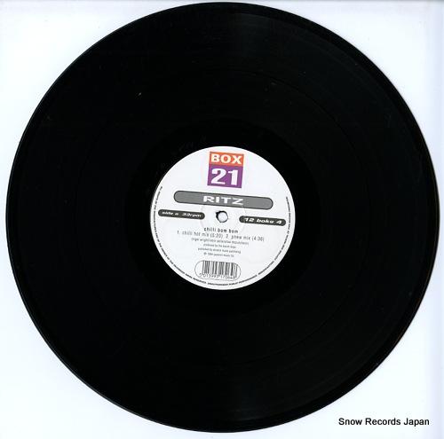 RITZ chilli bom bom 12BOKS4 - disc