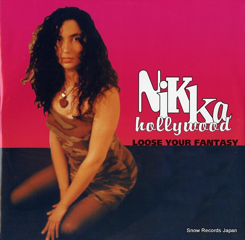 HOLLYWOOD, NIKKA loose your fantasy HRG121 - front cover