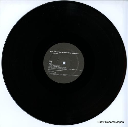 SHIVA, MISS just more(remixes) 5050466-2327-0-0 - disc