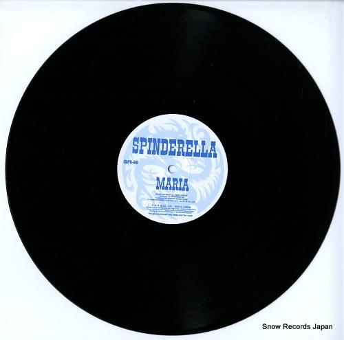 SPINDERELLA / SONIC-R maria / skywalker FAPR-86 - disc