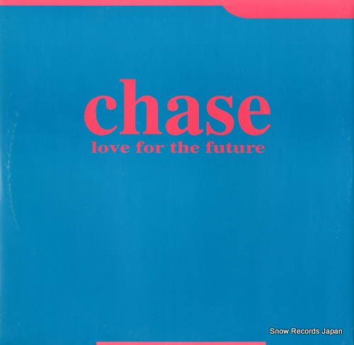 CHASE love for the future DB011 - front cover