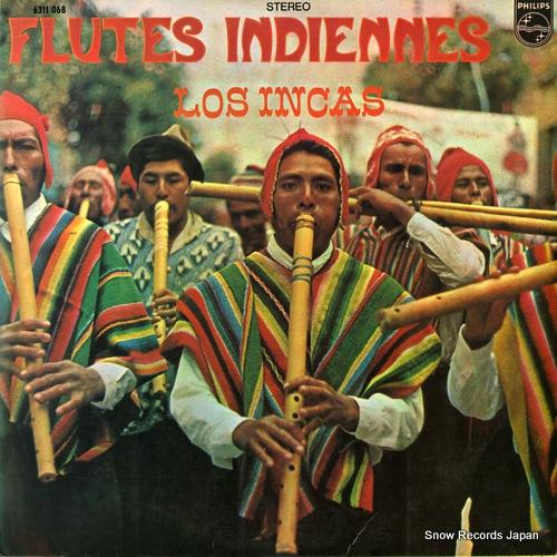 ロス・インカス flutes indiennes 6311-068