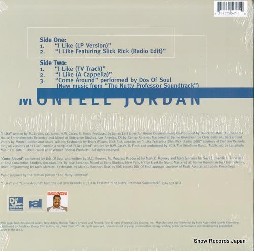 JORDAN, MONTELL i like 314575047-1 - back cover