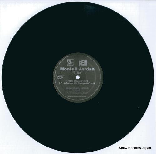 JORDAN, MONTELL i like 314575047-1 - disc