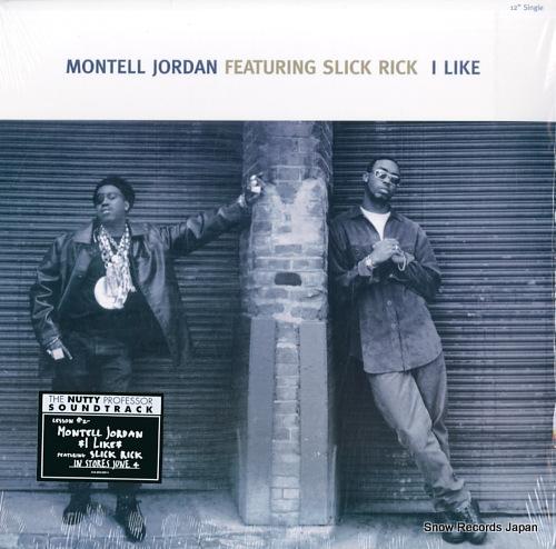 JORDAN, MONTELL i like 314575047-1 - front cover