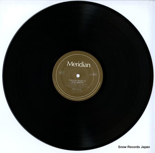 HOLMAN, PETER consort music E77020 - disc