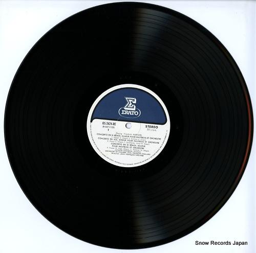 PAILLARD, JEAN-FRANCOIS haendel; cinq concertos OS-2624-RE - disc