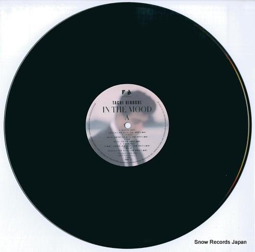 TACHI, HIROSHI in the mood 28FB-2003 - disc
