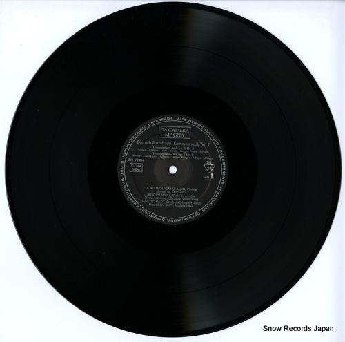 V/A dietrich buxtehude; kammermusik teil 2 SM92104 - disc