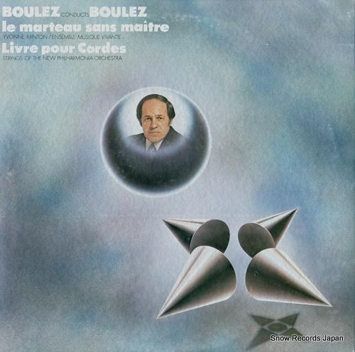 BOULEZ, PIERRE boulez conducts boulez SOCO47 - back cover