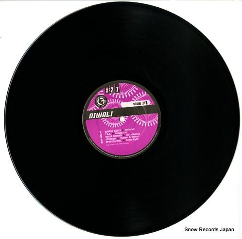 V/A diwali GRELD727 - disc