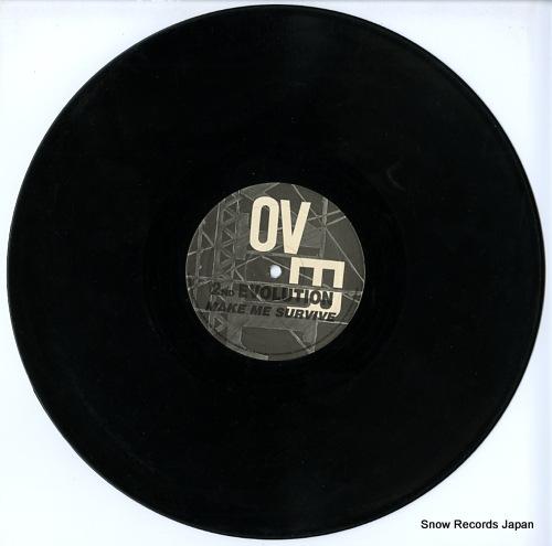 2ND EVOLUTION make me survive OV1008 - disc