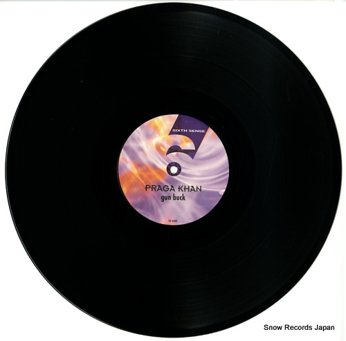 KHAN, PRAGA gun buck SX6604 - disc