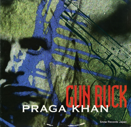 KHAN, PRAGA gun buck SX6604 - front cover