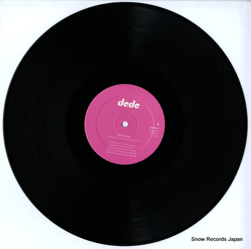 DEDE get to you 6649946 - disc