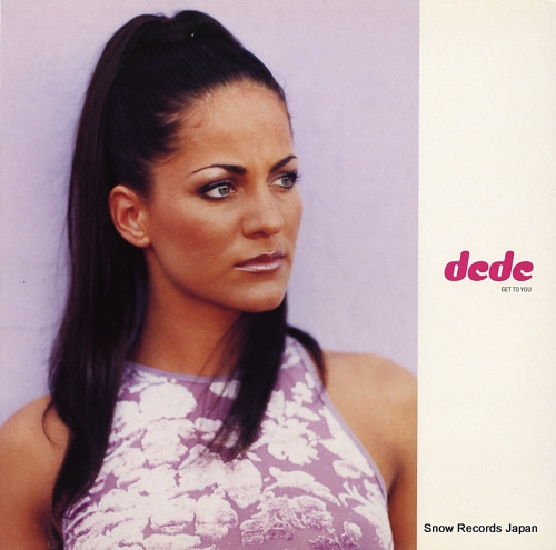 DEDE get to you 6649946 - front cover