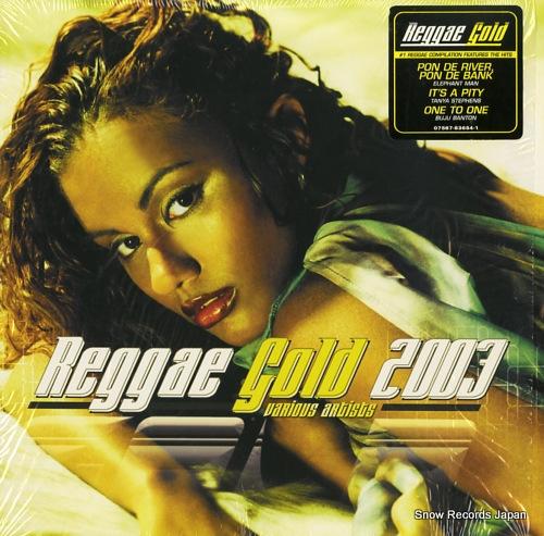 V/A reggae gold 2003 VPAGRL83654-1