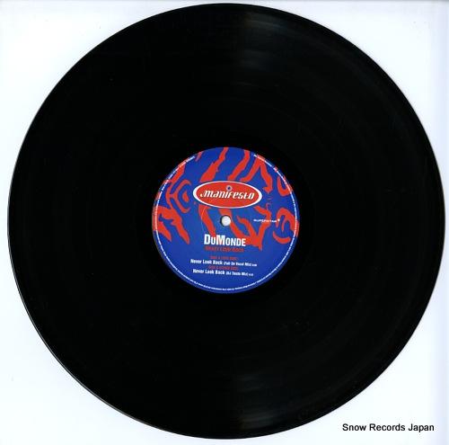 JAMX AND DE LEON never look back FESX83 - disc
