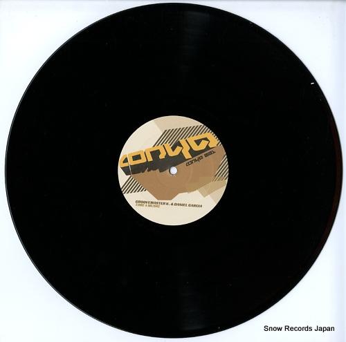 GROOVEMASTER K. AND DANIEL GARCIA time 4 music CONYA001 - disc
