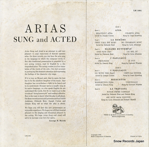 V/A arias sung and acted LM-1801 - back cover