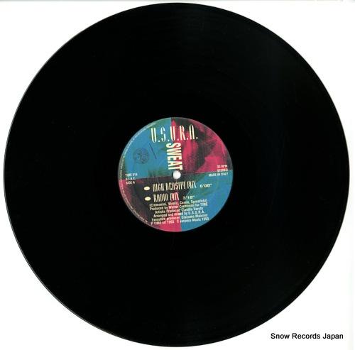 U.S.U.R.A sweat TIME018 - disc
