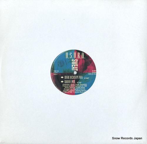 U.S.U.R.A sweat TIME018 - front cover