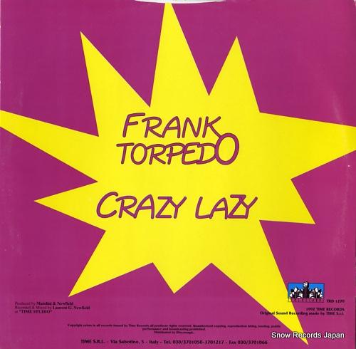 TORPEDO, FRANK crazy lazy TRD1270 - back cover
