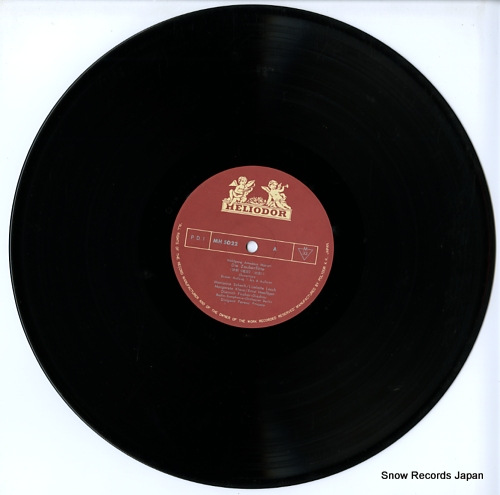 FRICSAY, FERENC mozart; die zauberflote MH5022/4 - disc