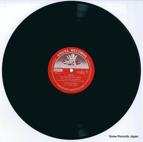 JOCHUM, EUGEN bruckner; symphony no.3 EAC-80536 - disc
