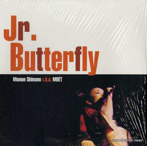 SHIMANO, MOMOE jr. butterfly DNAJ-005 - front cover