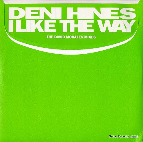 HINES, DENI i like the way DENI973 - front cover