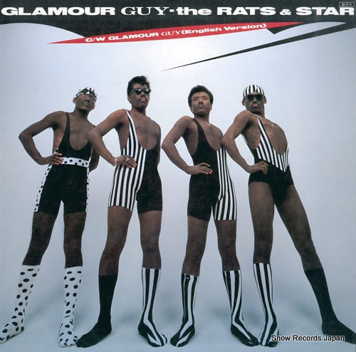 12.3H-134 -RATS AND STAR - glamour guy - ラッツ&スター -グラマーGUY