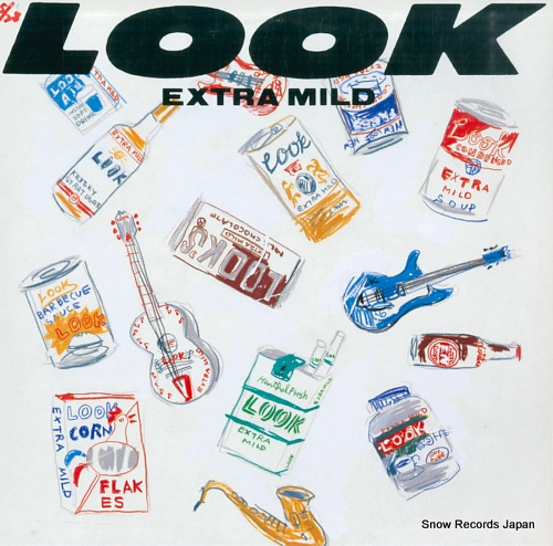 LOOK extra mild 12.3H-210 - front cover