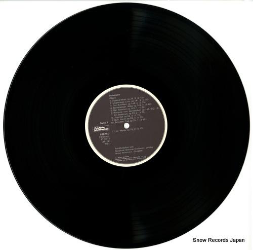 NEUMANN, HORST schumann; chore ET-5071 - disc