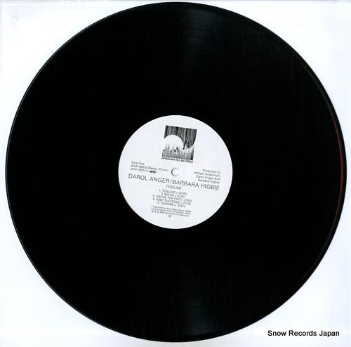 ダロール・アンガー&バーバラ・ヒグビー タイドライン WHP-28010