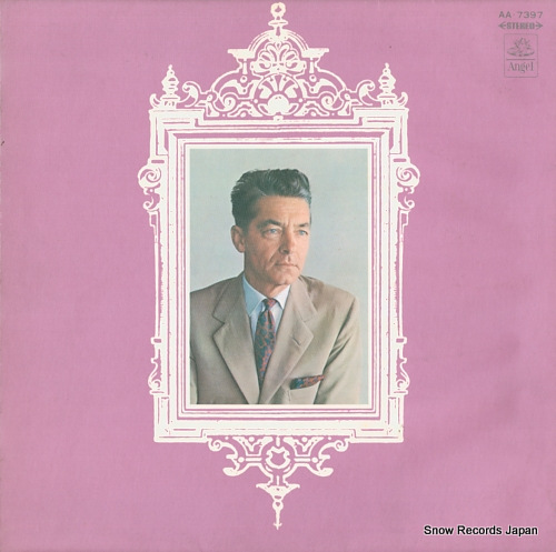 KARAJAN, HERBERT VON karajan in the opera house AA.7397 - front cover