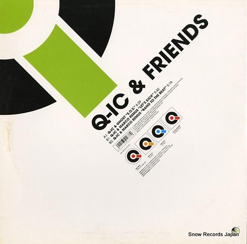 Q-IC & FRIENDS s.o.s. GSII0717 - back cover