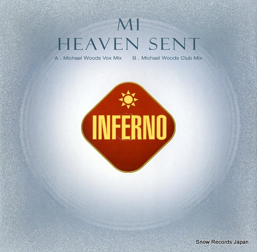 M1 heaven sent TFERN51 - front cover