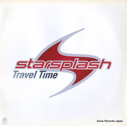STARSPLASH travel time KONTOR296 - front cover