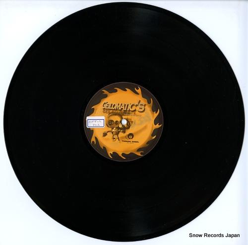 GEILOMATIC'S geilomat WHR-007 - disc