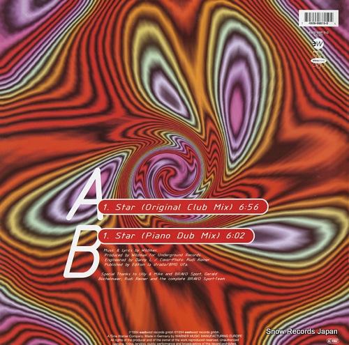 FULL SPEED star 4509-98815-0 - back cover