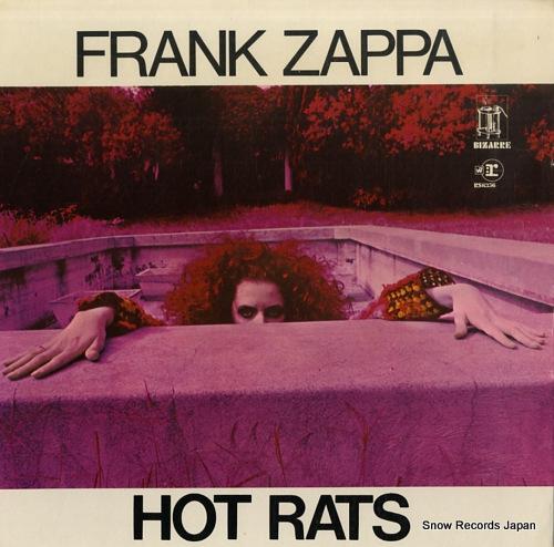 フランク・ザッパ hot rats RS6356