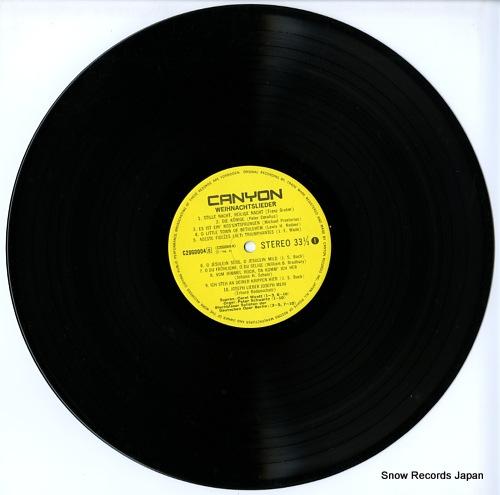 WYATT, CAROL weihnachtslieder C20G0004 - disc