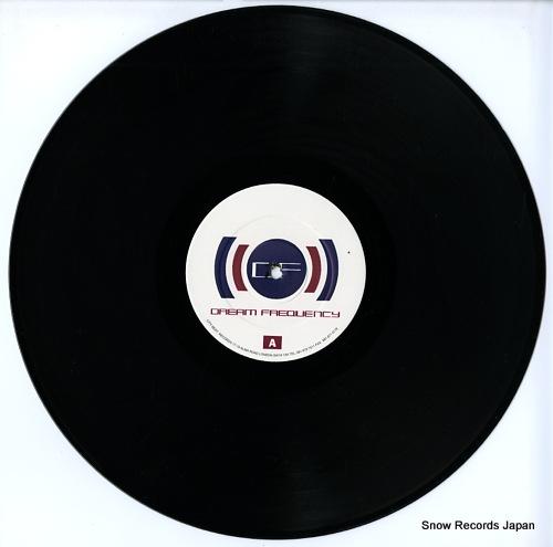 DREAM FREQUENCY so sweet CBE1272 - disc